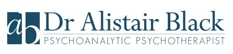 Alistair Black Psychoanalytic Psychotherapist
